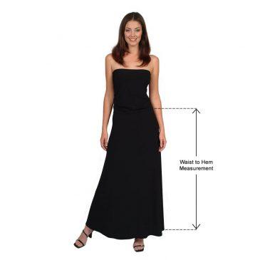 Convertible Sleeveless Dress