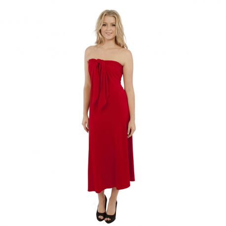 D6002 – Convertible Sleeveless Dress