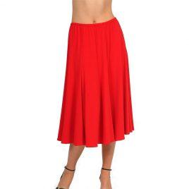 Full Flared Skirt