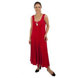 Singlet Swing Dress