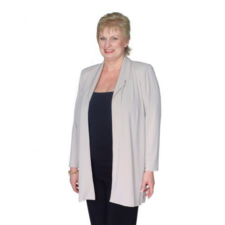 Womens Collared Jacket